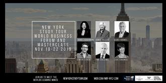 NEW YORK STUDY TOUR FOR BUSINESS INNOVATION & LEADERSHIP