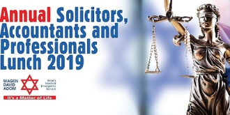 MDA Annual Solicitors, Accountants and Professionals Lunch 2019