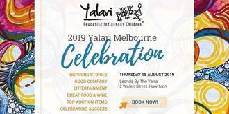 The Yalari Dinner | Melbourne 2019