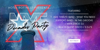 Hotel Rottnest Presents New Year's Eve: Decades Party Vol. 4 - INXS