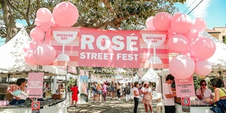 Rosé Street Festival