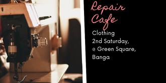 Zetland Repair Cafe - Clothing