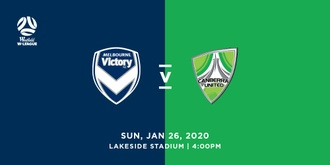 Westfield W-League: Melbourne Victory vs Canberra United
