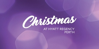 Christmas Lunch in Grand Ballroom - Hyatt Regency Perth