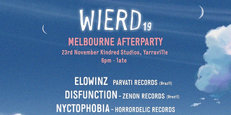 Wierd19 Afterparty Melbourne