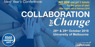 Ethical Enteprise Conference 2019 - Collaboration for Change