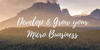Develop and Grow your Micro Business