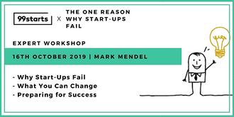 The ONE Reason Why Start-Ups Fail