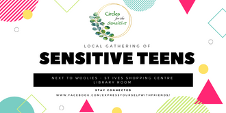 Circles for Sensitive Teens