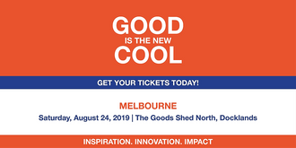 Good is the New Cool Melbourne 2019
