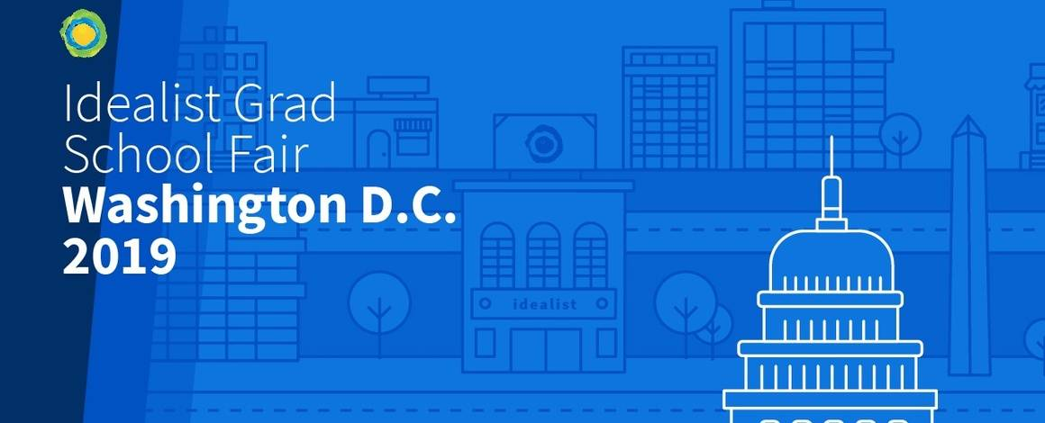 Washington D.C. Idealist Grad Fair