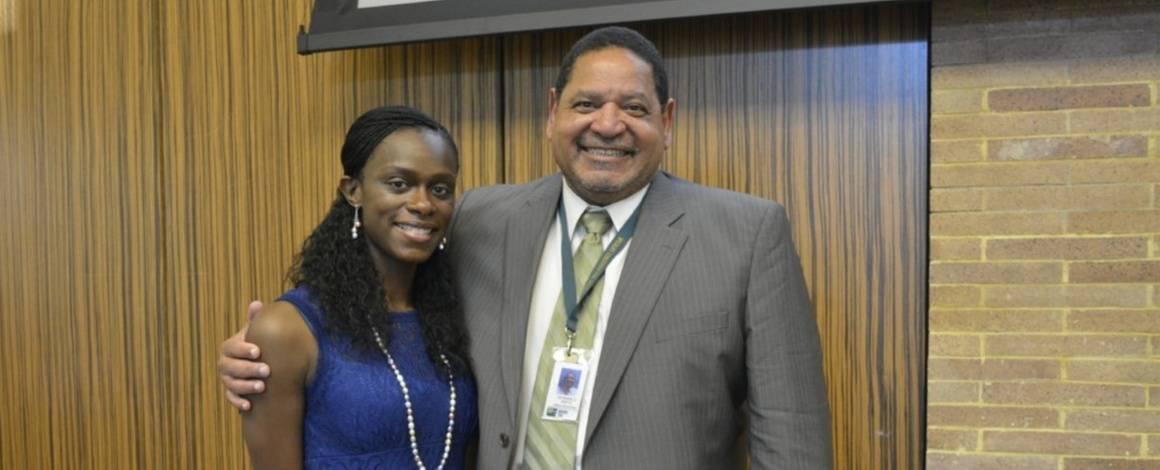 Career Spotlight   Waajida Small, Director of HR at Wildlife Conservation Society