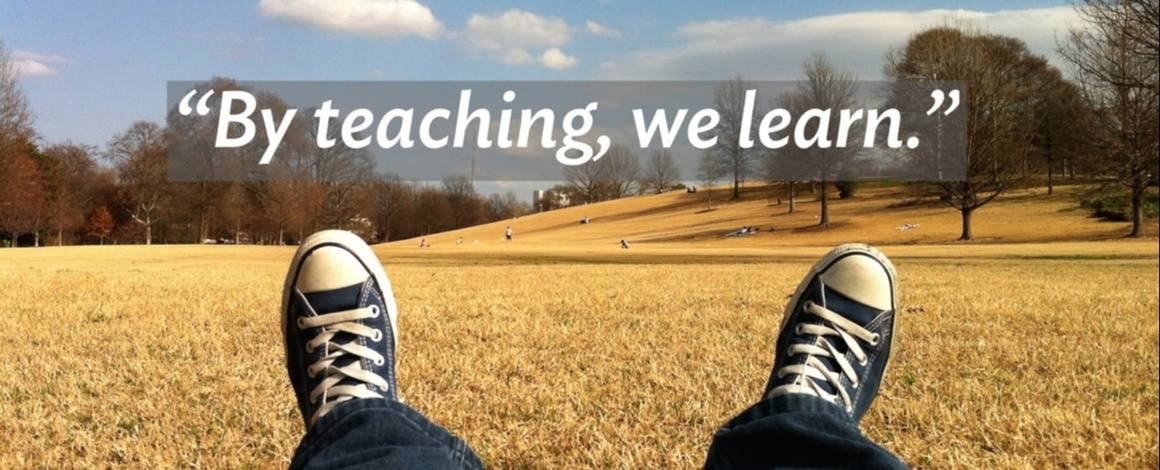 How Teaching Can Help You Learn