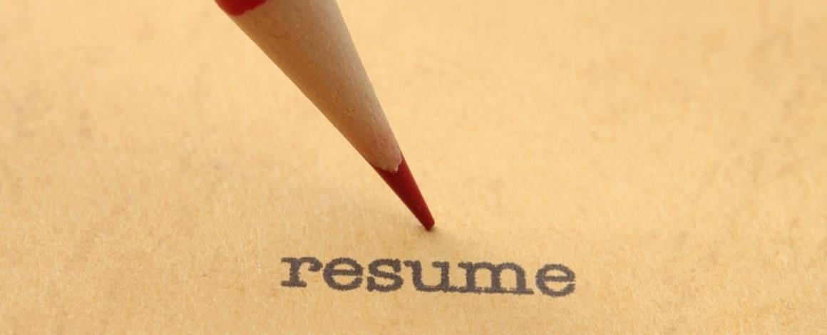 Try This Test To Create A Better Resume