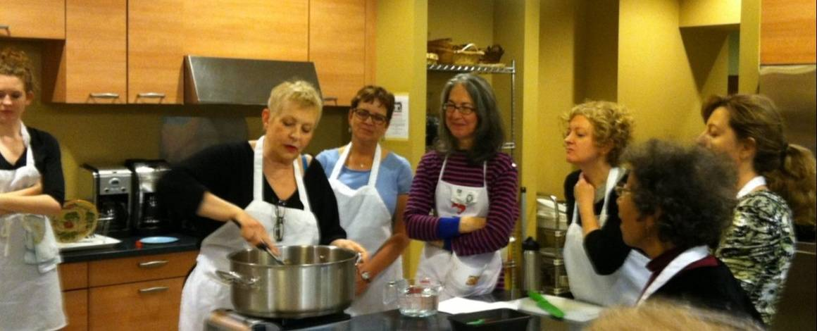 Cook For Your Life | How Cooking and Cancer Inspired My Career Change