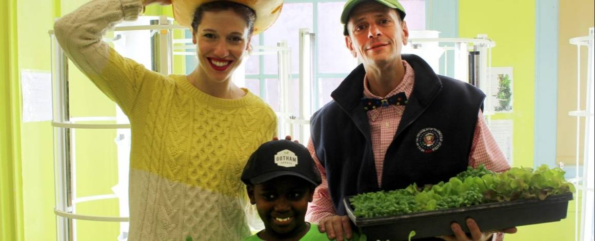 For-Purpose Partnerships | Lessons from Gotham Greens and Green Bronx Machine