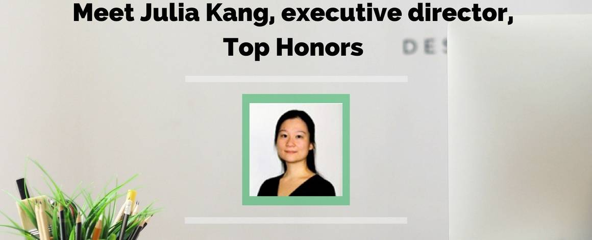 Becoming an Executive Director | An Interview with Julia Kang