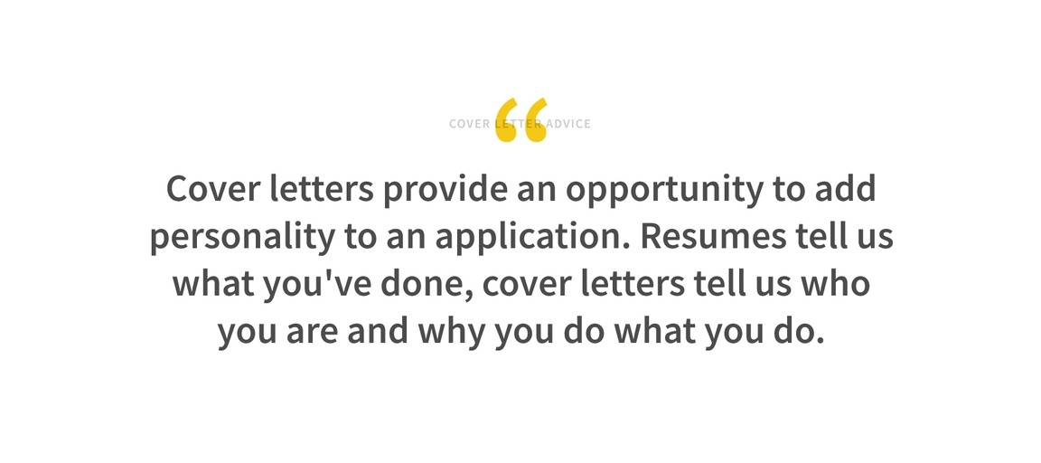 2019 Hiring Insights | Part 1, Cover Letters thumbnail image