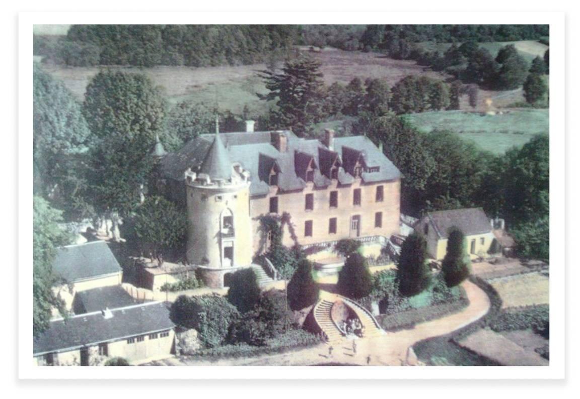 Château du Masgelier