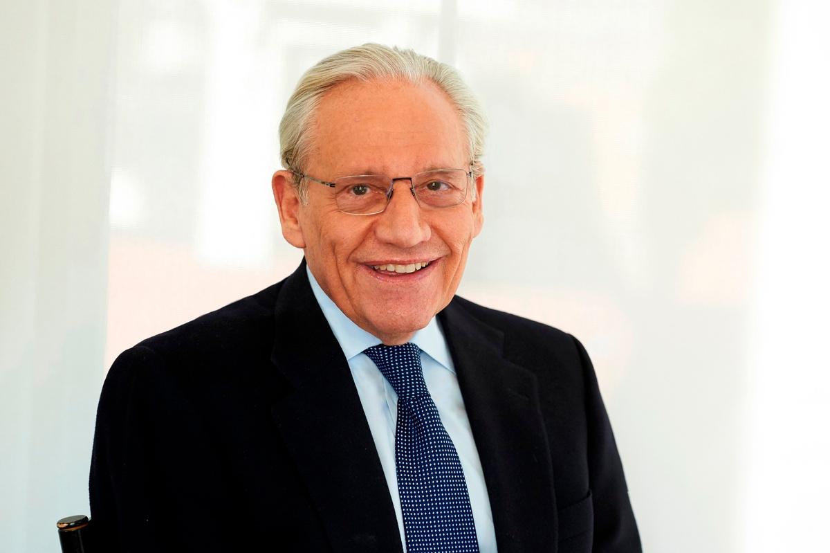 Bob Woodward   Keynote Speaker Fees & Bio   GDA Speakers
