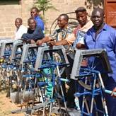 Training pump production