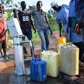 Water and Sanitation project in Mukono