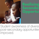 Goal: Realising Post-Secondary Opportunities