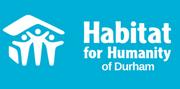 Logo of Habitat for Humanity of Durham, NC