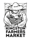 Logo of Kingston Farmers Market