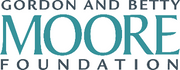 Logo of Gordon and Betty Moore Foundation