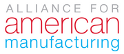Logo of Alliance for American Manufacturing