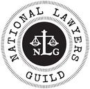 Logo of National Lawyers Guild - National Office