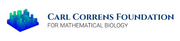 Logo of Carl Correns Foundation For Mathematical Biology