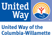 Logo of United Way of the Columbia Willamette
