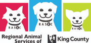 Logo of Regional Animal Services of King County