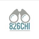 Logo of 826CHI