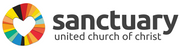 Logo of Sanctuary UCC