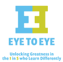 Logo of Eye to Eye National