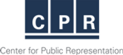Logo of Center for Public Representation