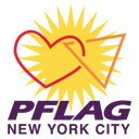 Logo of PFLAG NYC
