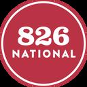 Logo de 826 National