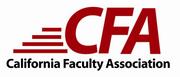 Logo de California Faculty Association