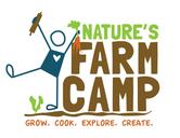 Logo of Nature's Farm Camp