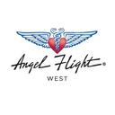 Logo of Angel Flight West