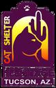 Logo of The Hermitage No-Kill Cat Shelter