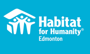 Logo of Habitat  for Humanity Edmonton
