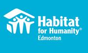 Logo de Habitat  for Humanity Edmonton