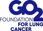 Logo of GO2 Foundation for Lung Cancer