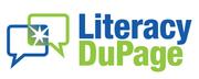 Logo of Literacy DuPage