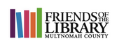 Logo of Friends of the Multnomah County Library